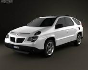 3D model of Pontiac Aztek 2005