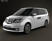 3D model of Honda Elysion 2012
