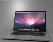 3D model of MacBook Pro Retina display 13 inch