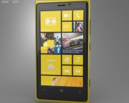3D model of Nokia Lumia 920