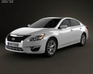 3D model of Nissan Altima (Teana) 2013