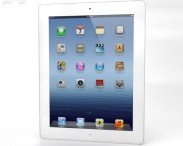 3D model of Apple iPad 4 WiFi