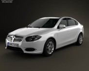 3D model of Brilliance H530 2012