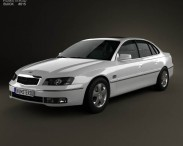 3D model of Buick Royaum 2006