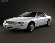 3D model of Cadillac Eldorado 2002