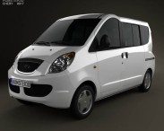 3D model of Chery Riich II (S22) 2012