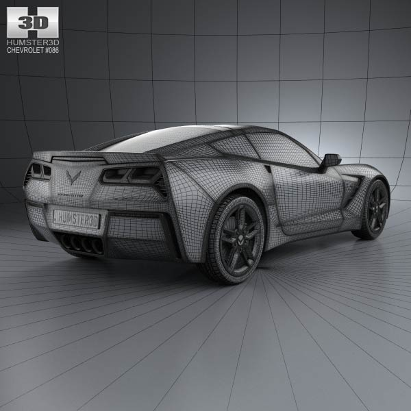 2013 Corvette Stingray Blueprints | Autos Weblog