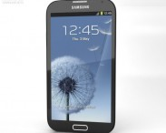 3D model of Samsung Galaxy Note 2