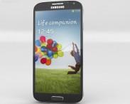 3D model of Samsung Galaxy S4