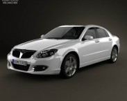 3D model of Brilliance BS4 2012