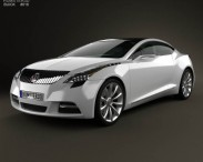 3D model of Buick Riviera 2007