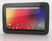 3D model of Google Nexus 10