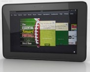 3D model of Amazon Kindle Fire HD 8.9 inches