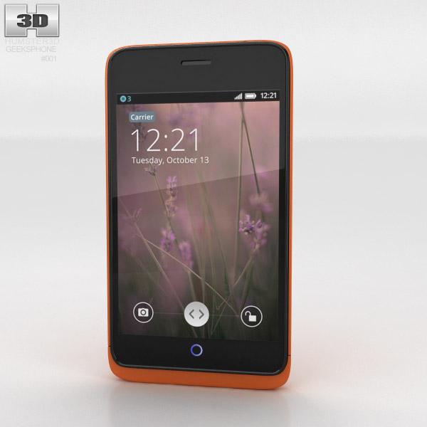 GeeksPhone Keon 3d model