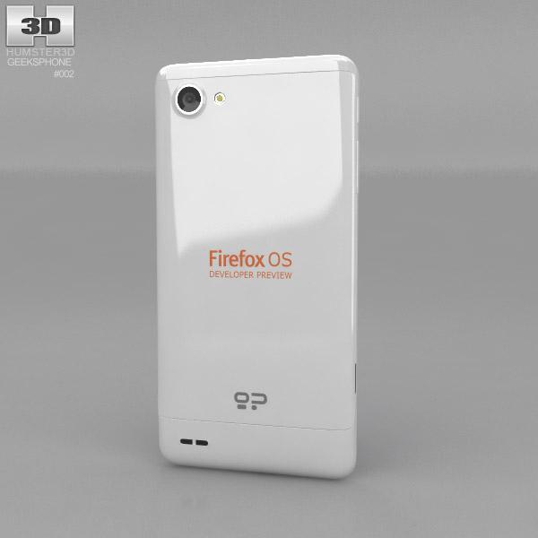 GeeksPhone Peak 3d model