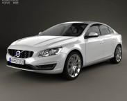 3D model of Volvo S60 2013
