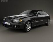 3D model of Bentley Rapier 1996