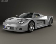 3D model of Chrysler ME 4-12 2004