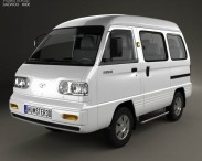 3D model of Daewoo Damas 2012