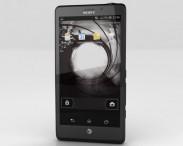 3D model of Sony Xperia TL