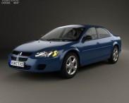 3D model of Dodge Stratus 2006