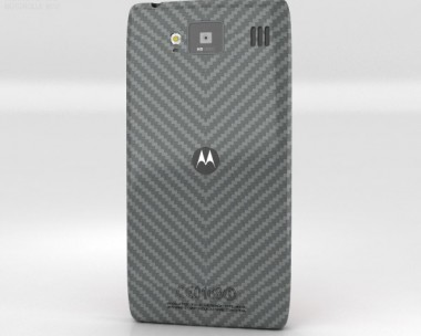 3D model of Motorola Droid Razr HD