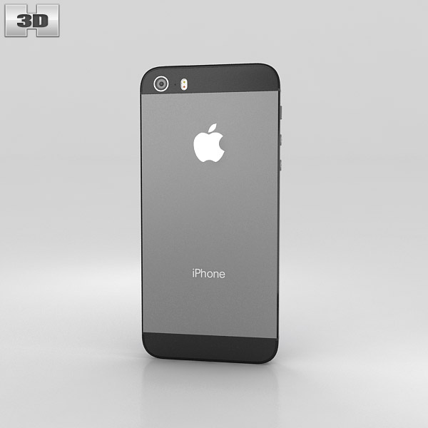 Iphone 5s space gray is ugly - aff