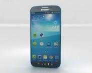 3D model of Samsung Galaxy S4 Active Dive Blue