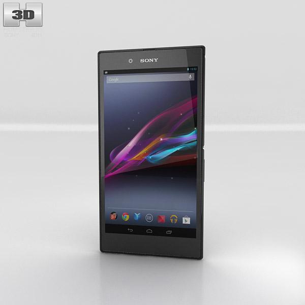Sony Xperia Z Ultra C6833 4G LTE Smartphone Black JUM ...  Sony Xperia Z Ultra Black