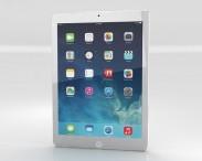 3D model of Apple iPad Air Silver WiFi