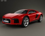 3D model of Audi Nanuk Quattro 2013