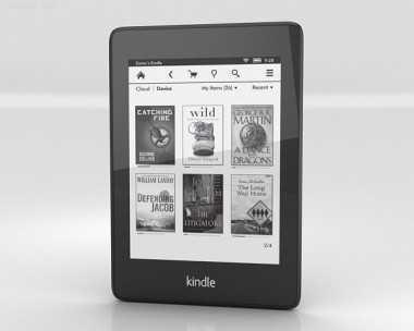 3D model of Amazon Kindle Paperwhite (2013)