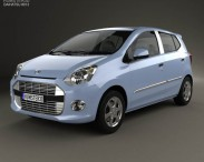 3D model of Daihatsu Astra Ayla 2013