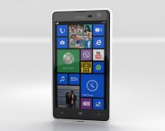3D model of Nokia Lumia 625
