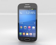 3D model of Samsung Galaxy Trend