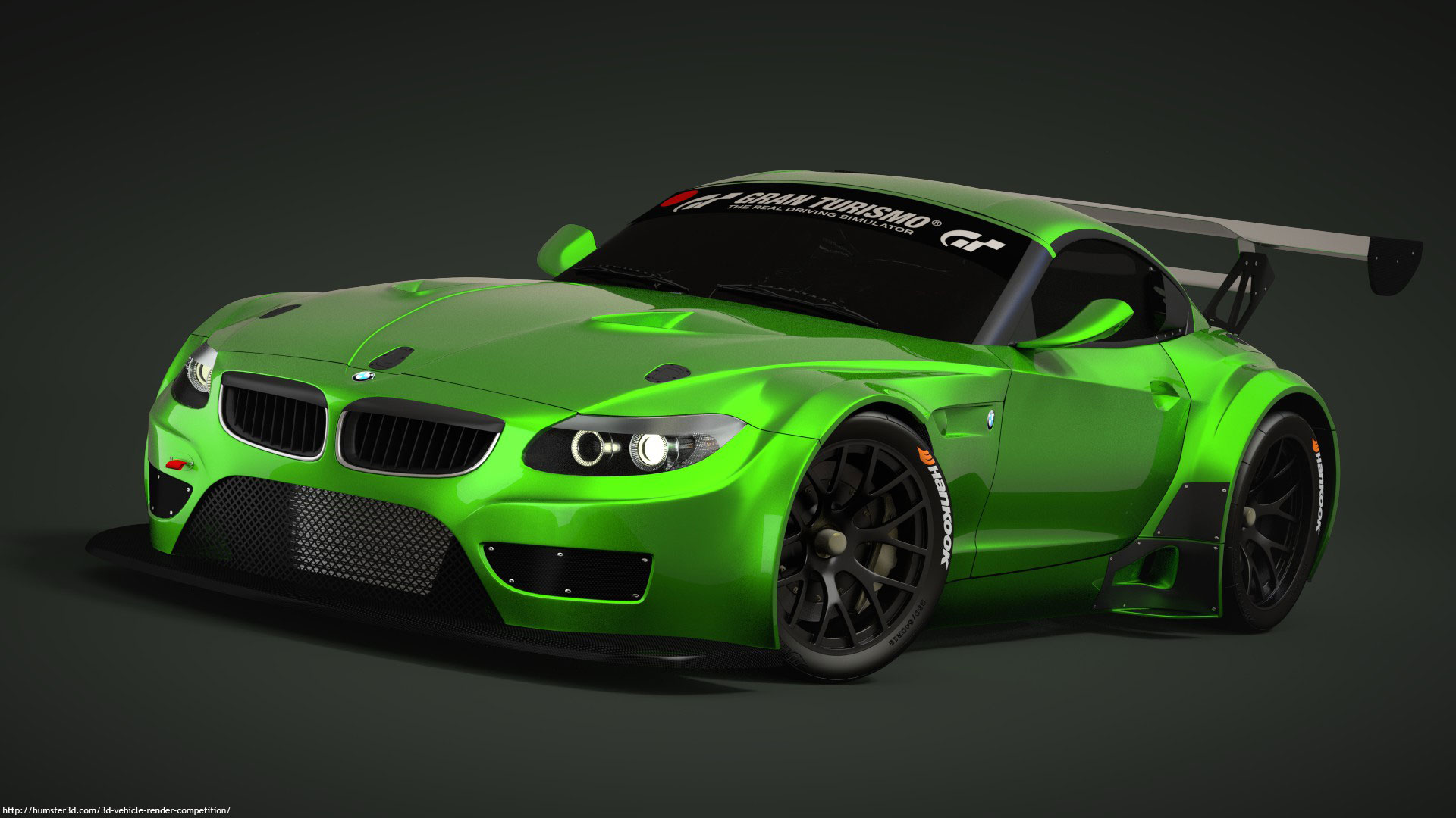 bmw z4 gt3 neubi3d 3d vehicle competition humster3d store. Black Bedroom Furniture Sets. Home Design Ideas