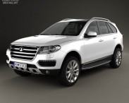3D model of Great Wall Haval H8 2013