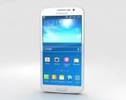 3D model of Samsung Galaxy Grand 2 White