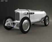 3D model of Benz Blitzen 1909