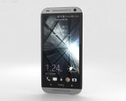 3D model of HTC Desire 601 White