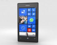 3D model of Nokia Lumia 525 Black