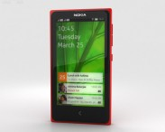 3D model of Nokia X Red