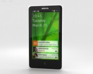 3D model of Nokia X White