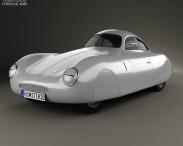 3D model of Porsche Type 64 1939
