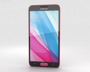 3D model of Samsung Galaxy J Pink