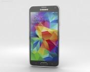 3D model of Samsung Galaxy S5 Blue