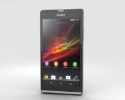 3D model of Sony Xperia SP