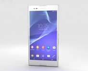 3D model of Sony Xperia T2 Ultra White