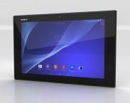 3D model of Sony Xperia Tablet Z2 Black