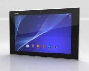 3D model of Sony Xperia Tablet Z2 White